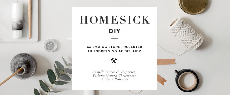 Homesick DIY